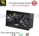 D3 1500W 3CH eingebaute Verstärker-Baugruppe