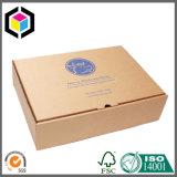 Розовая коробка перевозкы груза бумаги картона печати Flexo цвета
