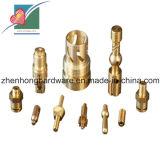 Peças fazendo à máquina do torno da peça do profissional (ZH-MP-016)