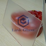 3.2m m vidrio 4m m solar, vidrio del invernadero para los colectores termales solares y los paneles solares