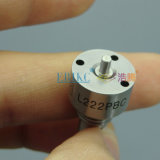 Высокоскоростная сталь сопло Делфи L222 Pbc 150 градусов и сопло L222pbc вентиля горючего