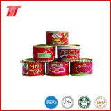 Qualitäts-Tomatenkonzentrat (2.2kg eingemacht) mit Tmt Marke