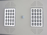 40Wは統合した高い内腔(SHTY-240)の1つのLEDの太陽街灯のすべてを
