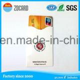 색깔 알루미늄 호일 종이 RFID 신용 카드 소매
