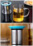 чашка офиса боросиликата 450ml стеклянная, чашка офиса, кофейная чашка
