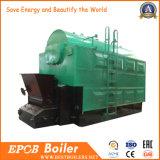Caldeira de vapor despedida da grelha carvão Chain automático para a venda