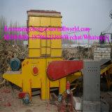 Trinciatrice mobile di legno della filiale di albero del motore diesel