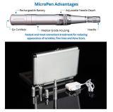 [ميكرونيدل] معالجة [رشرجبل] دقيقة جلد [درما] قلم