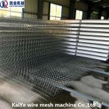 自動電流を通された金網の溶接3Dの壁パネル機械