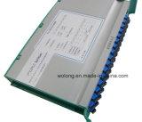 тип Splitter подноса PC Sc 1X32 стекловолокна
