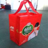 Modèle supérieur pour le sac de papier de traitement d'achats