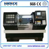 Goedkoop Metaal van uitstekende kwaliteit 500mm CNC van de Schommeling de Machine Ck6150t van de Draaibank