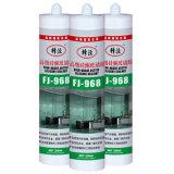 OEM acétique de puate d'étanchéité de silicones d'aquarium de remède de la meilleure vente procurable