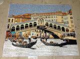 Mosaico dell'illustrazione, murale del mosaico, mosaico artistico per la parete (HMP826)