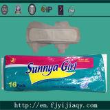 Sonnige Mädchen-Marken-gesundheitliche Auflagen