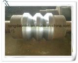 Berufsrollen-CNC-Drehbank exportiert in europäische Länder für maschinell bearbeitende Stahlrolle (CG61160)