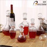 500ml de nieuwe Fles van de Wijn van het Ontwerp met de Fles van het Glas van Alcohole van het Deksel