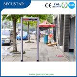 Detetor de metais quente do frame de porta das vendas com 18 zonas de deteção