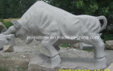 Подгоняйте Natural Granite Various Stone Animal для сада Ornament