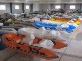 boot van de Rib van 12.8FT3.9m de Opblaasbare, de Boot van de Motor van de Sport, Vissersboot Rib390c met Ce Cert.
