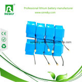 batería de ion de litio de 16s1p 60V 2.2ah para una vespa de la rueda