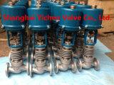 Valvola di regolazione elettrica di angolo (ZRH)
