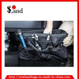 Maleta de ferramentas elétrica prática do trabalho da cor 16-Inch do preto da lona de Sowland para o canalizador