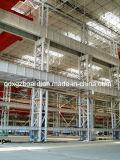 Gemaakt in Pakhuis/Workshop van de Structuur van het Staal van China de het Beroemde (xgz-01154)