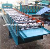 Het type Gekleurde Staal Verglaasde Metaal dat van het Blad van de Tegel Machine vormt