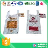 HDPE gedruckte Nächstenliebe-Beutel für Verkauf