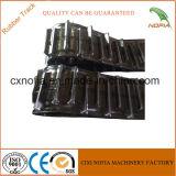Maschinerie-Gummigleisketten-Gummispur des Aufbau-180*72 für Verkauf