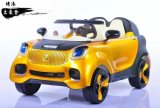Baby Electric Ride on Car com música Andlight, RC Battery