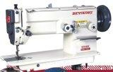 Máquina de coser del engrasador del solo zigzag auto de alta velocidad de la aguja con el gancho grande, fabricante de la máquina de coser