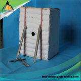 Module de fibre en céramique d'isolation thermique pour l'isolation de chaudière