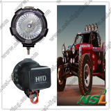 "4 "" 9~32V 35With55W HID Flood/Spot Beam Round Work Light, 4X4 Spot HID Light tous terrains (NSL-3411)"