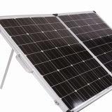Портативная панель солнечных батарей Mono 120W для располагаться лагерем с Motorhome