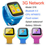 Вахта отслежывателя GPS малышей с сетью 3G (D16)