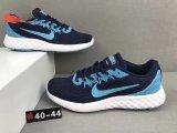 Размер 40-44 идущих ботинок ботинок спортов Nlke 2017 оригиналов новый облегченный вскользь