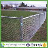 Frontière de sécurité bon marché galvanisée enduite par PVC traitée aux UV de maillon de chaîne à vendre