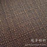 Sofá de lino cubre el 100% de poliéster Tejidos
