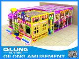 レストランの屋内子供のプラスチックおもちゃ(QL-150508F)