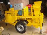 Dieselmotor M7mi die de Samengeperste Machines van het Blok van de Aarde met elkaar verbinden