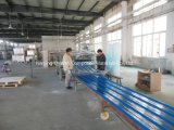 Толь цвета стеклоткани панели FRP Corrugated/стекла волокна обшивает панелями 172011