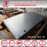 A36 Plaque en acier à damier / Plaque en acier au sol / Plaque à damier