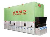 Kohle abgefeuerter thermischer Öl-Heizungs-Dampfkessel mit Kettengitter (YLW)