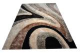 Moquette domestiche della tessile e stuoia Shaggy di seta della coperta delle coperte (DMY-032)