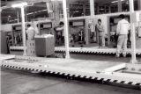 Compressor de ar giratório do parafuso do motor elétrico da C.A. da indústria (SG30)