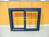 Abertura simples e sem esforço e Closing com o indicador de vidro de alumínio de deslizamento da única e série dobro do slider