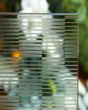 [8مّ] يشكّل يليّك زجاج لأنّ غرفة حمّام باب
