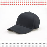 Bordado ajustable 6 gorras de béisbol del panel